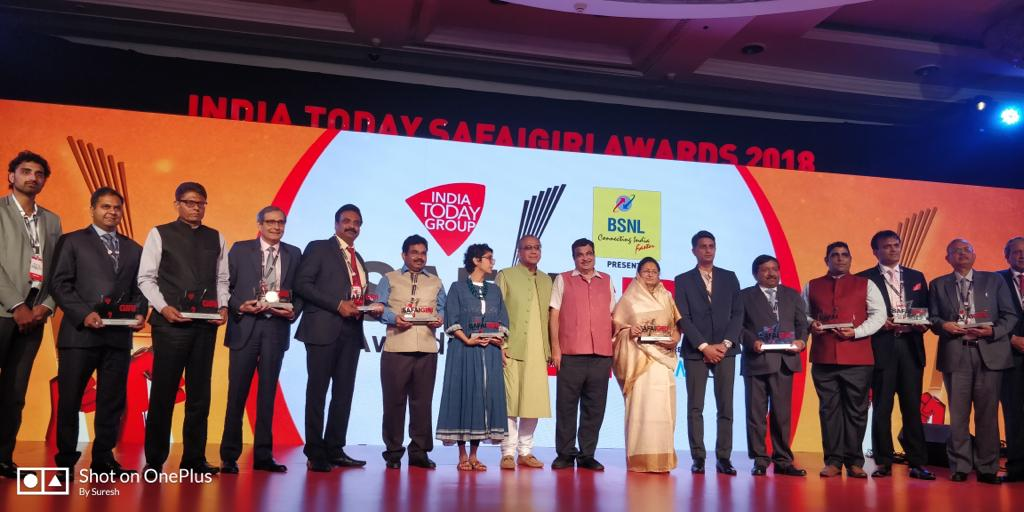 INDIA TODAY SAFAIGIRI AWARD